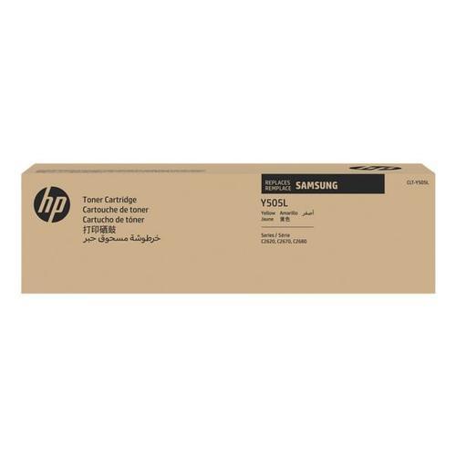 Toner »CLT-Y505L/ELS« gelb, Samsung