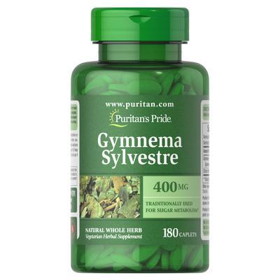 Puritan's Pride Gymnema Sylvestre 400 mg-180 Caplets