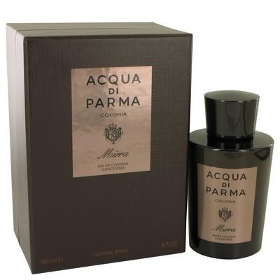 Acqua Di Parma Colonia Mirra For Men By Acqua Di Parma Eau De Cologne Concentree Spray 6 Oz