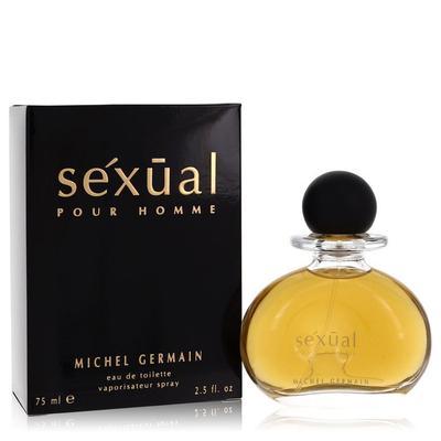 Sexual For Men By Michel Germain Eau De Toilette Spray 2.5 Oz