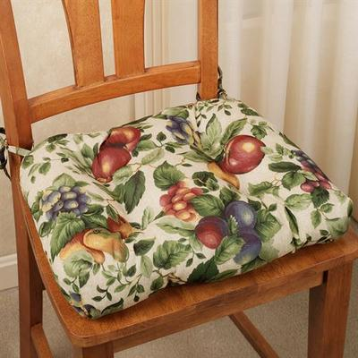 Sonoma Chair Cushions Light Almond Set of Two, Set of Two, Light Almond