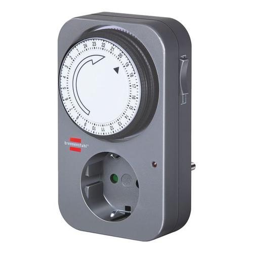 Mechanische Zeitschaltuhr »MZ 20«, Brennenstuhl