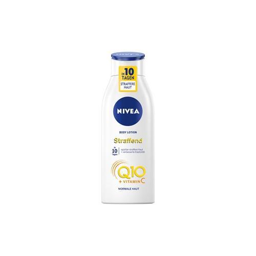 Nivea Körperpflege Body Lotion und Milk Q10 Hautstraffende Body Lotion 400 ml