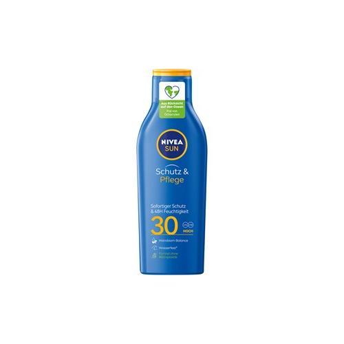 Nivea Sonnenpflege Sonnenschutz Sun Schutz & Pflege Sonnenmilch LSF 30 250 ml