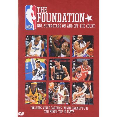 """""""NBA The Foundation: Superstars On And Off Court DVD"""""""
