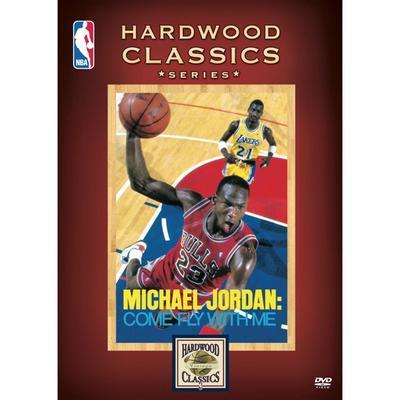 """Michael Jordan Chicago Bulls Hardwood Classics: Come Fly With Me DVD"""