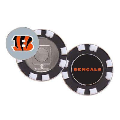 Cincinnati Bengals WinCraft Golf Poker Chip