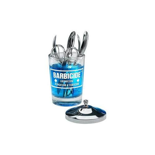 King Research Reinigungszubehör Desinfektionsmittel Barbicide Desinfektionsglas Ohne Werkzeuge und Desinfektionsmittel 120 ml