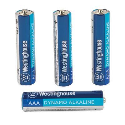 Westinghouse AAA Batteries (4-Pack)