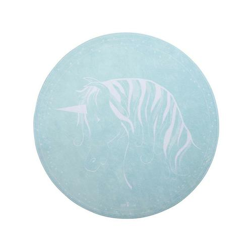 Lottas Lable® Spielmatte SOFTIE Unicorn, Ø130cm
