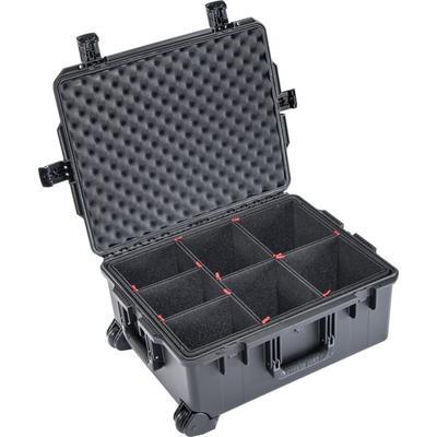 """Pelican Electronics Cases IM2720TP Storm Case w/ Trekpak Insert Black Model: IM2720-00006"""