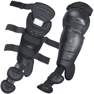 """Monadnock Elbow and Knee Pads Centurion Hard-Shell Shin Guards Medium/Large Model: MDTS70-MDLG"""