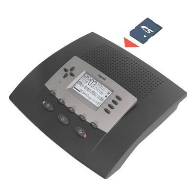 Anrufbeantworter »570 SD« schwar...