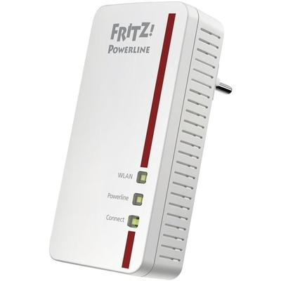 »FRITZ!Powerline 1260E« weiß, AV...