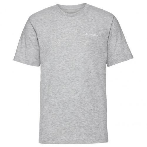 Vaude - Brand Shirt - T-Shirt Gr S grau