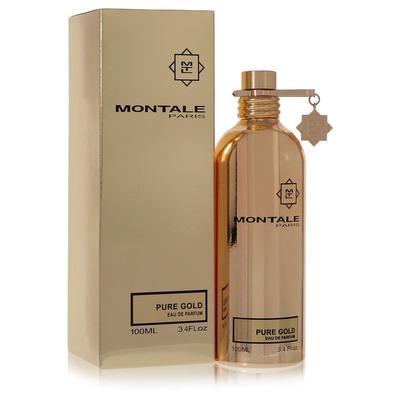 Montale Pure Gold For Women By Montale Eau De Parfum Spray 3.4 Oz