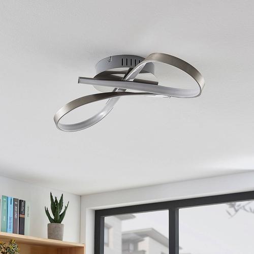 LED-Deckenleuchte Alana in Schleifenform