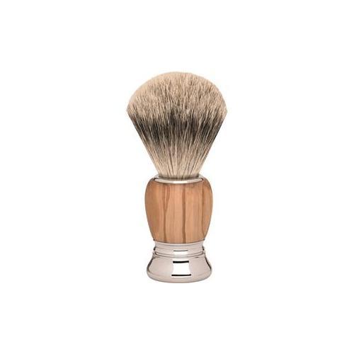 ERBE Shaving Shop Rasierpinsel Premium Milano Rasierpinsel Silberspitz Wengeholz 1 Stk.