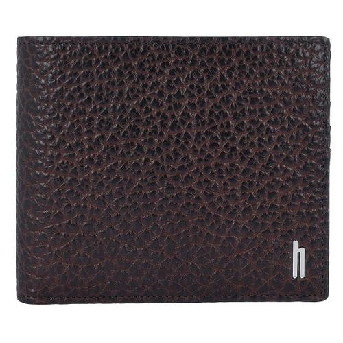 Hartmann Memphis west Geldbörse Leder 11 cm dark brown