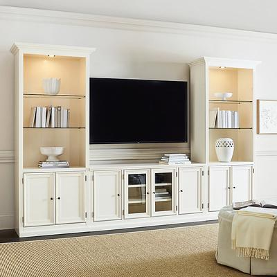 Tuscan 3-Piece Large Media Group - Ballard Designs