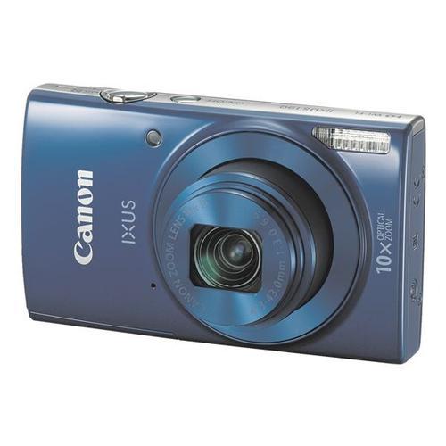 Digitalkamera »IXUS 190« - blau blau, Canon, 9.53x5.68x2.36 cm