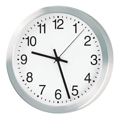 Funk-Wanduhr 51.017.515 Ø 50 cm, Peweta Uhren