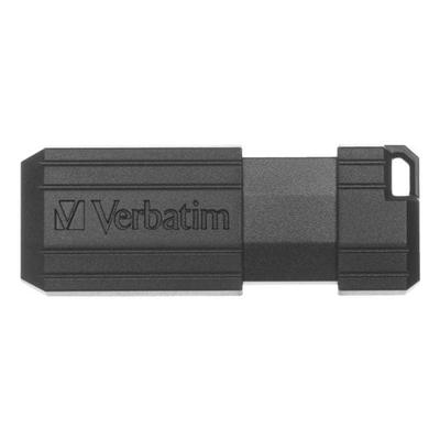 USB-Stick »Pin Stripe 64GB« schw...