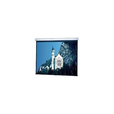 "Da-Lite 79884 Model C Manual Front Projection Screen (58x104"")"