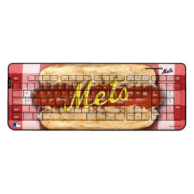 New York Mets Hot Dog Wireless USB Keyboard