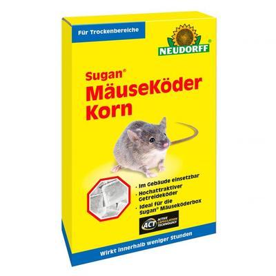 Sugan® Mäuseköder, 12 x 10 g