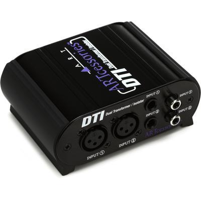 ART DTI 2-channel Hum Eliminator