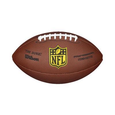 """Wilson American Football """"NFL The Duke"""", nougat, Gr. O"""