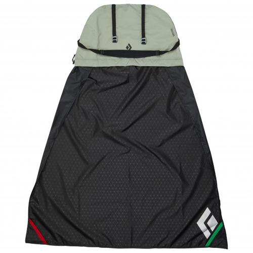 Black Diamond - Super Chute Rope Bag - Seilsack Gr 25 l grau/schwarz