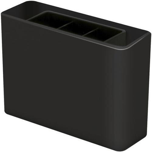 Stifteköcher »smart-Line« 92120 schwarz, HAN, 13.5x9.8x4 cm