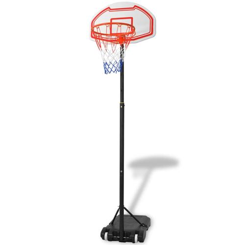 vidaXL Mobiler Basketballkorb 250 cm