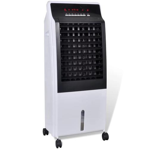 vidaXL Mobiler Luftkühler Luftreiniger Luftbefeuchter 8 L