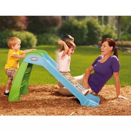 Little Tikes Rutsche für Kleinkinder Blau