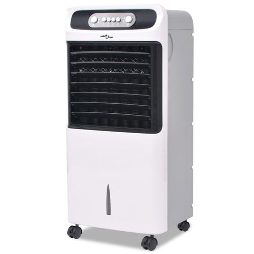 vidaXL Mobiles Klimagerät 80 W 12 L 496 m³/h
