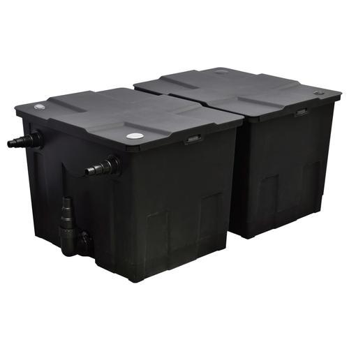 vidaXL Bio Teichfilter 12000 L/h