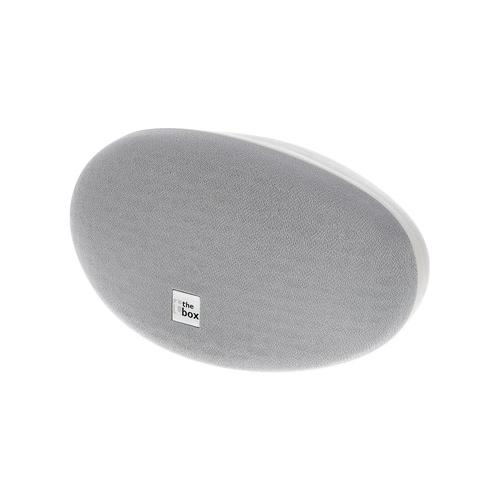 the box Oval 4 White