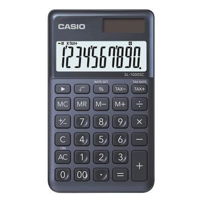 Taschenrechner »SL-1000SC« blau,...