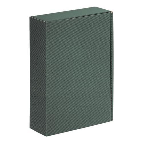 5 Geschenkkartons für 3 Flaschen grün, OTTO Office, 9.4x36.3x25.2 cm