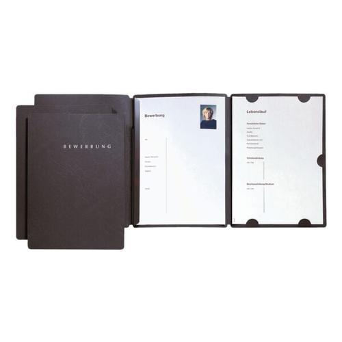 Bewerbungsset »Select« schwarz, Pagna, 22.5x31 cm