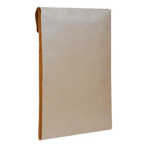 Faltentaschen mit Keil-/Spitzboden braun, Mailmedia, 32.4x22.9 cm