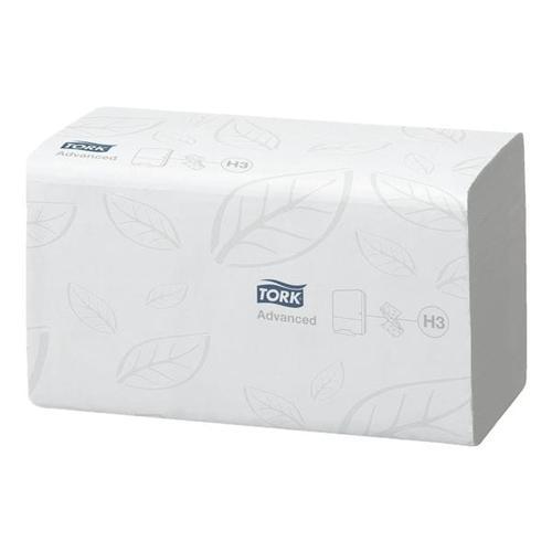 Papierhandtücher weiß, Tork, 23 cm