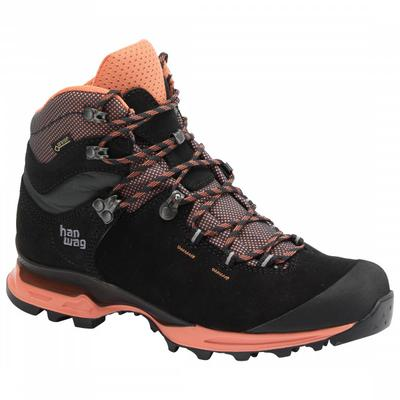 Hanwag - Tatra Light Lady GTX - Wanderschuhe UK 3,5;4;4,5;5;5,5;6,5;7;8;8,5;9 | EU 36;37;37,5;38;39;40;40,5;42;42,5;43 schwarz