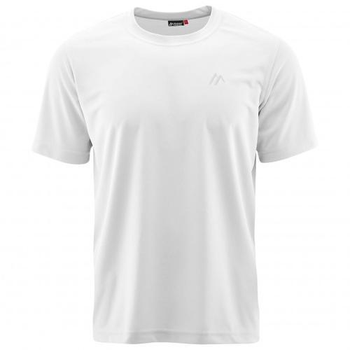 Maier Sports - Walter - T-Shirt Gr XXL grau/weiß