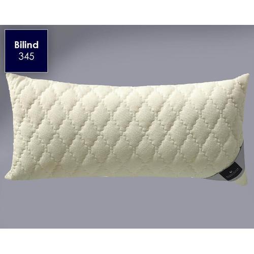 Billerbeck 345 Bilind Rosshaar-Kissen 40x60 cm