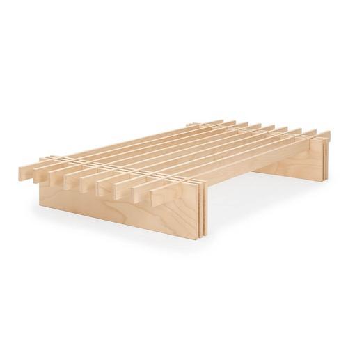 Tojo Parallel Bett B160 cm x L200 cm x H25 cm