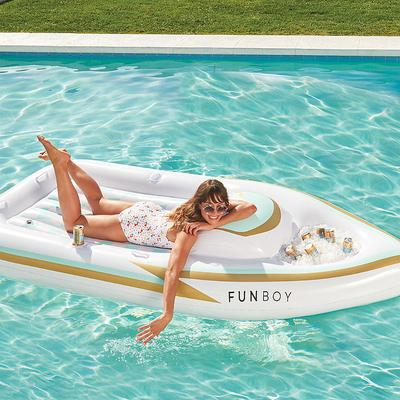 Yacht Pool Float - Frontgate